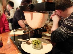 Le Galette Raclette